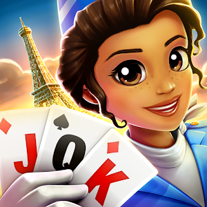 Destination Solitaire - Fun Puzzle Card Games! For PC / Windows 7/8/10 / Mac – Free Download