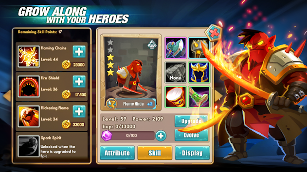 We Heroes - Born To Fight APK screenshot thumbnail 18