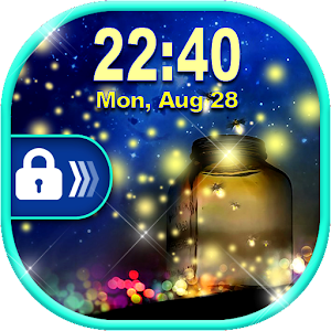 Download Firefly Lock Screen ✨ Fireflies Live Wallpaper For PC Windows and Mac