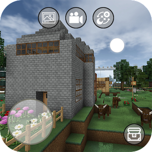 Mini Craft Exploration - MultiCraft free Miner Online PC (Windows / MAC)