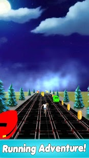 Subway Train Rush 3D - screenshot