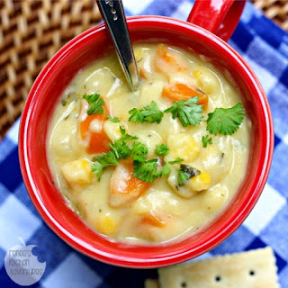 Corn Chowder With Poblano Peppers Recipes