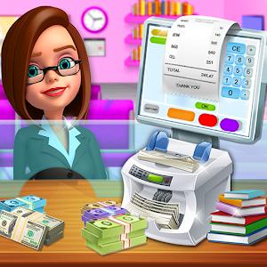 Bank Manager Cash Register – Cashier Games Online PC (Windows / MAC)