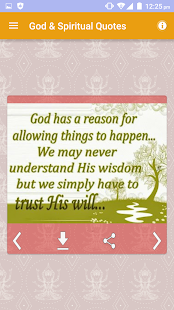 God & Spiritual Quotes Images - screenshot