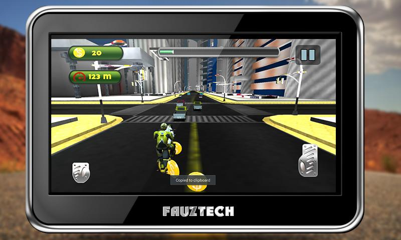 Highway Traffic Moto Racing Screenshot 7