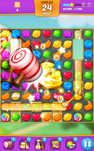 Download Lollipop: Sweet Taste Match 3 APK for Android Kitkat