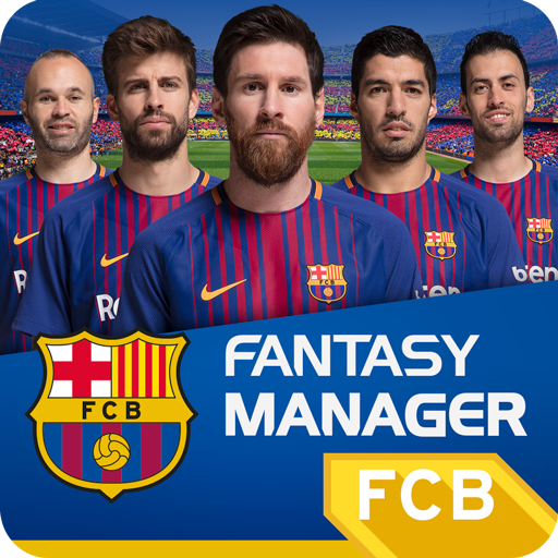 FC Barcelona Fantasy Manager: Real football mobile (game)