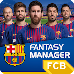FC Barcelona Fantasy Manager: Real football mobile APK