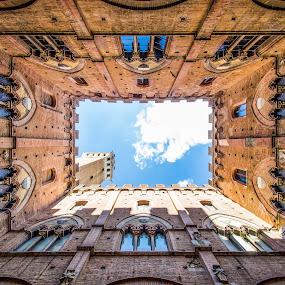 Palazzo Pubblico di Siena e Torre del Mangia by Emanuele Zallocco - Buildings & Architecture Public & Historical (  )