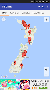 Lastest New Zealand Traffic Cameras APK for Android