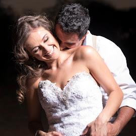 by Junita Fourie-Stroh - Wedding Bride & Groom