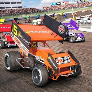 Outlaws - Sprint Car Racing 2019 For PC / Windows 7/8/10 / Mac – Free Download