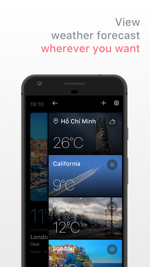 Today Weather - Forecast Screenshot 3