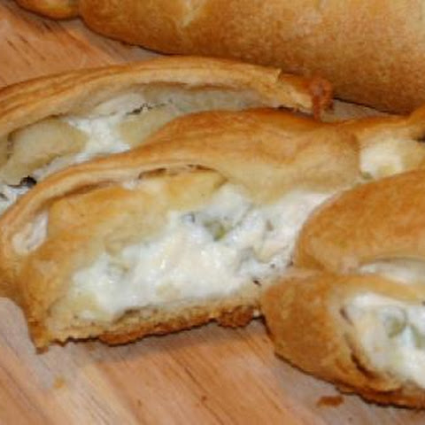 Sausage Cream Cheese Crescents - aka - GIKLES