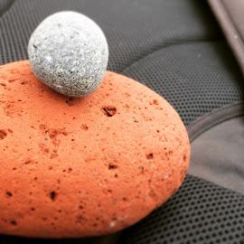Comfortable pebbles by Brice Amram - Nature Up Close Rock & Stone ( car, pebble, textures, texture, composition, stone, pebbles, seaside, beach )