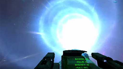 Turret Attack VR - screenshot