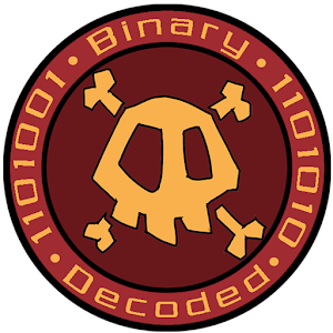 Cover art Binary: Decoded