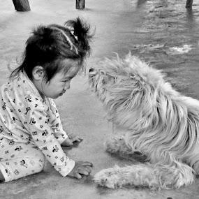 by Michelle Meenawong - Babies & Children Children Candids