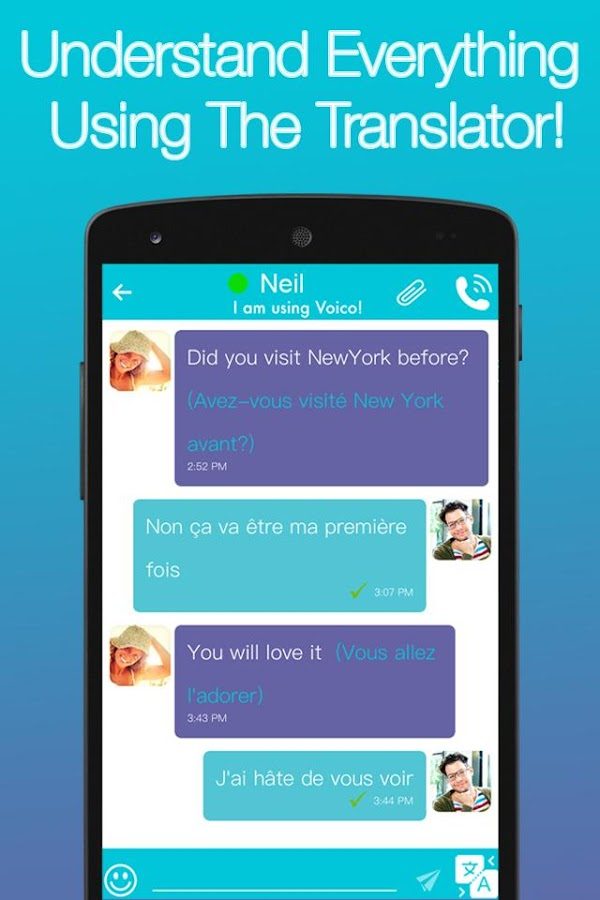Voico: Free Calls and Messages Screenshot 2