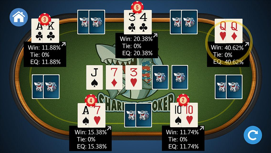 Poker Odds+ Screenshot 5