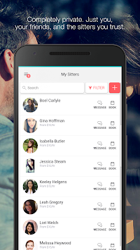 Sitter: Manage Your Sitters APK screenshot thumbnail 5