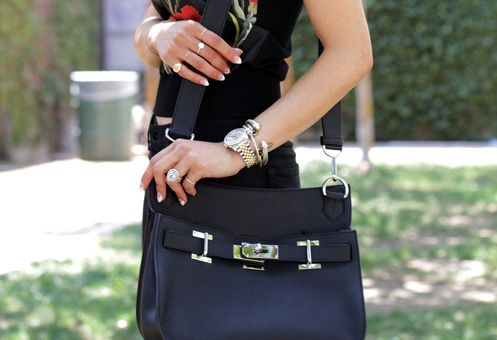 red birkin bag - Invest In That One Top - Bag Girl Problems