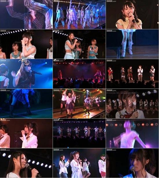 "(LIVE)(公演) AKB48 チームB ""パジャマドライブ"" 大島涼花の生誕祭 141015 & 141020 & 141027"