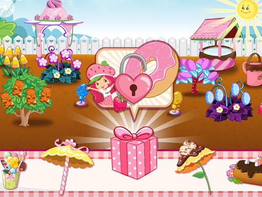 Strawberry Shortcake Garden - screenshot