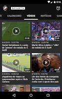 Screenshot of Vasco SporTV