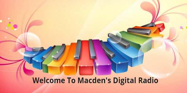 Macdens Digital Radio - screenshot