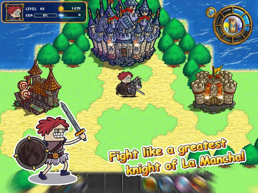 Clumsy Knight 2 - screenshot