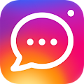 InstaMessage-Chat,meet,hangout APK Descargar