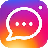 Download InstaMessage-Chat,meet,hangout APK to PC