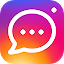 InstaMessage-Chat,meet,hangout APK for iPhone