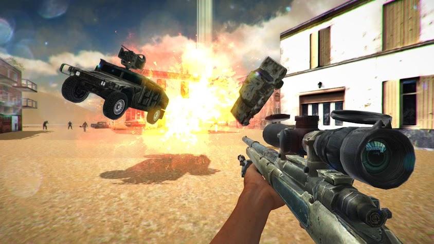 Battle Royale Ground Fortnight Survival Screenshot