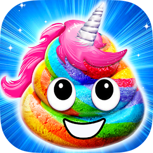 Unicorn Poop - Sweet Trendy Desserts Food Maker For PC