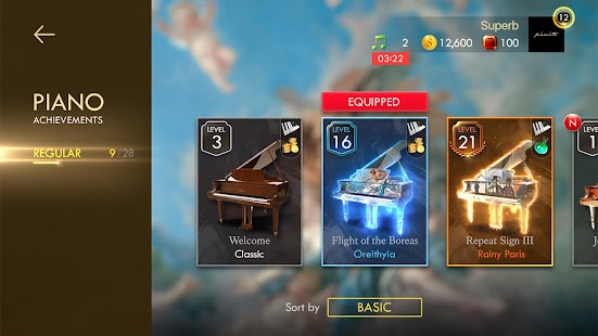 Game Pianista APK for Windows Phone