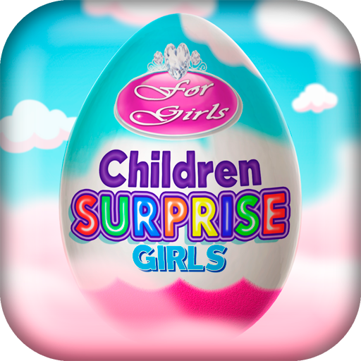 Surprise Eggs for Girls (game)