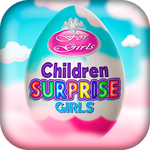 Surprise Eggs for Girls