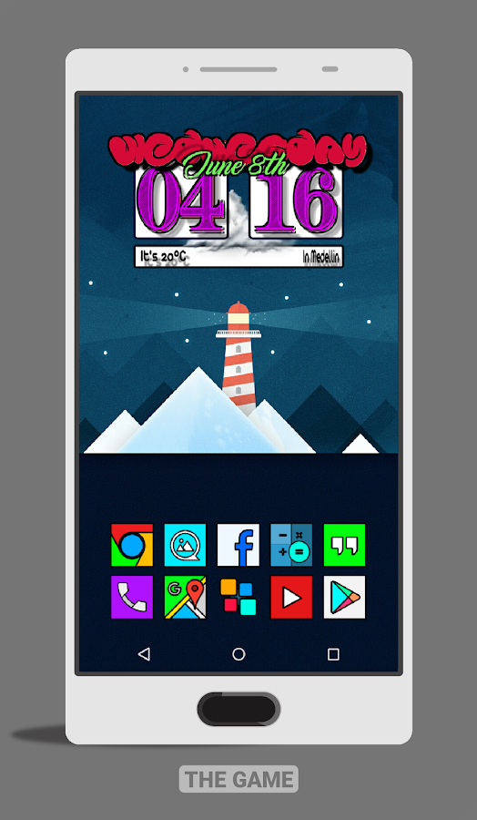 Segno - Icon Pack Screenshot 2