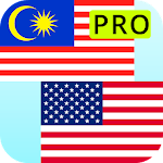Malay English Translator Pro APK Image