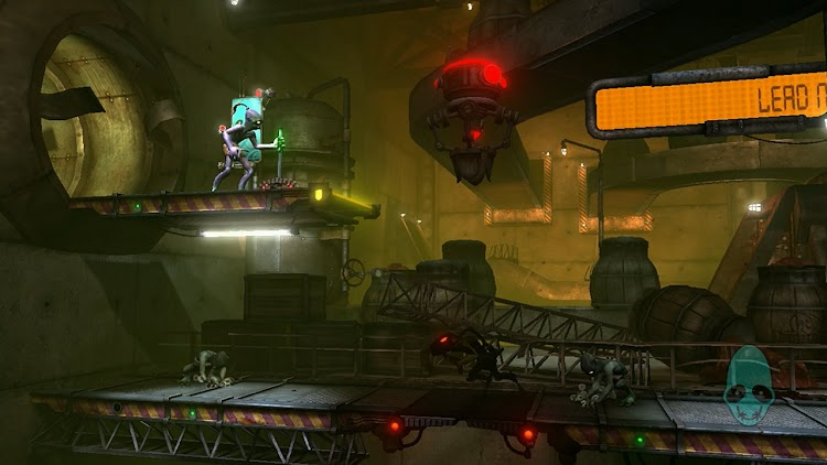 Oddworld: New 'N' Tasty arrives on the PS3