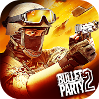 Bullet Party CS 2 : GO STRIKE For PC (Windows And Mac)