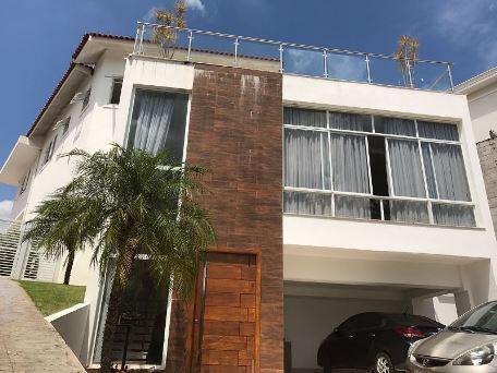 Casa com 3 dormitórios à venda, 500 m² por R$ 2.200.000,00 - Condomínio Vista Alegre - Sede - Vinhedo/SP