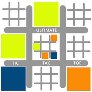 Ultimate Tic Tac Toe Battle for Android