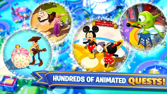 Disney Magic Kingdoms APK
