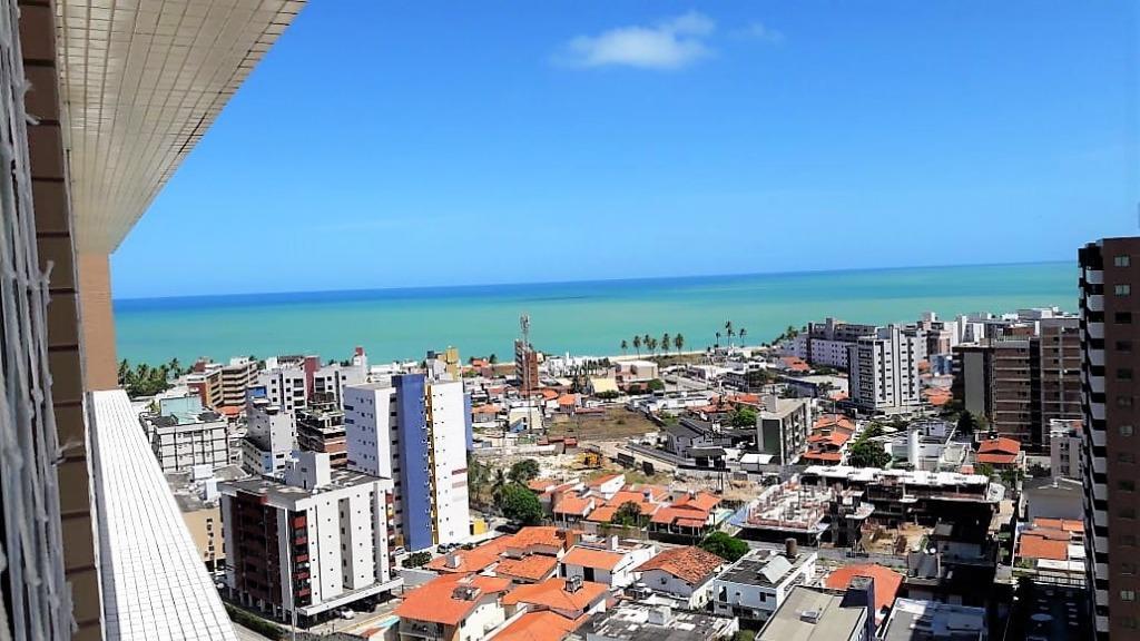 Apartamento com 3 dormitórios à venda, 129 m²  - Jardim Oceania - João Pessoa/PB