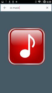 CC Music Stream APK for Bluestacks