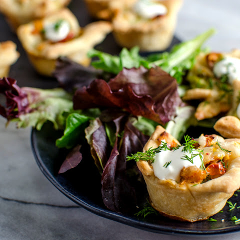 Tuna Melt Mini Quiches