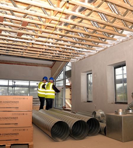 Ventilation systems Installation | Heat Recovery